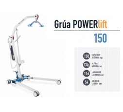 GRÚA POWERLIFT 150