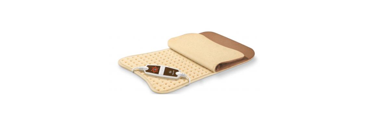 Almohadillas y Mantas Eléctricas o Termorreguladoras / Calienta camas / Calientapiés